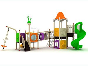 Free Design about Playground Set