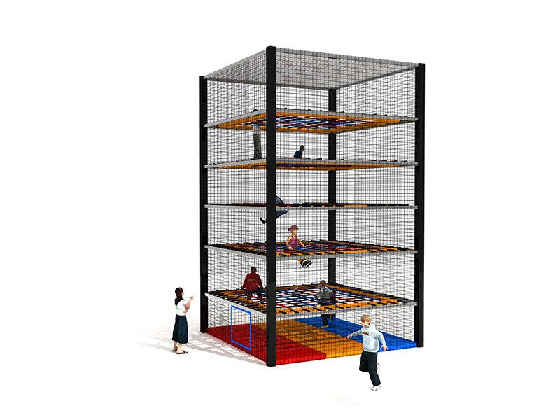 Indoor Independent Playset