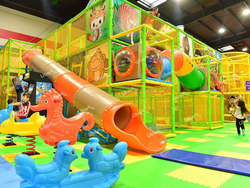 Indoor Playground For Sale-2