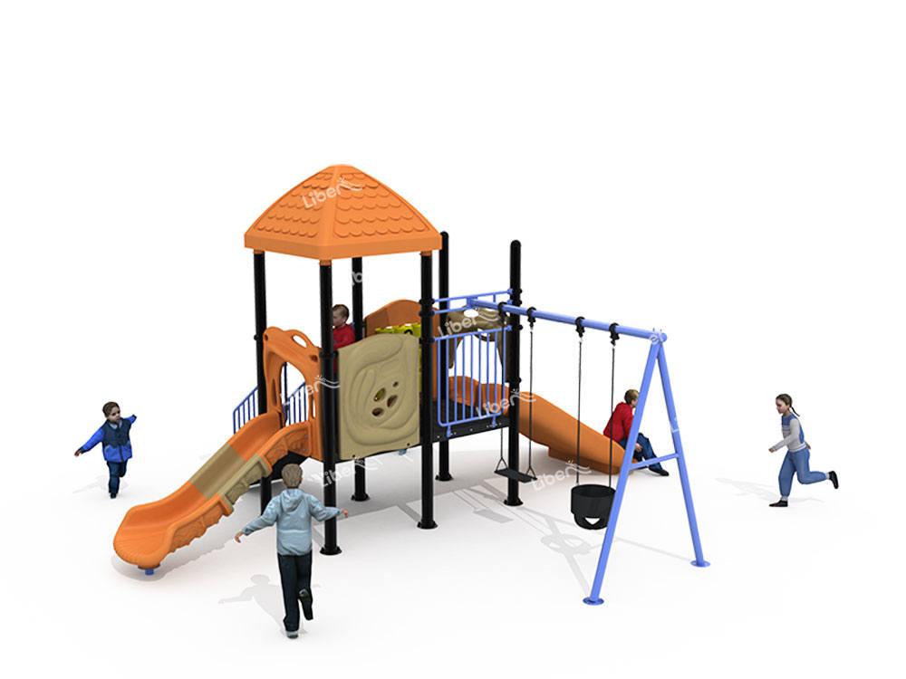outdoor combined slide-1