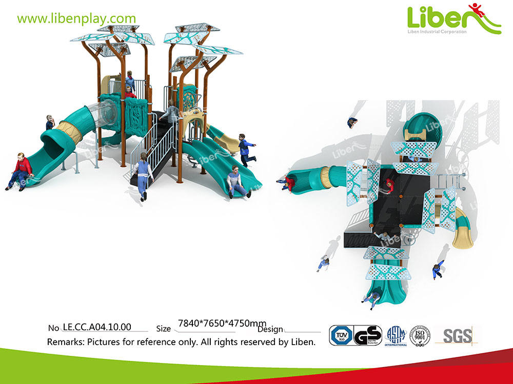 customized slide equipment-1