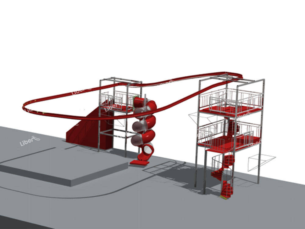 Trampoline Park New Game Sky Rider