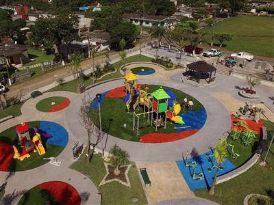 outdoor playground equipment project (1)