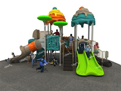 Liben outdoor playground equpment