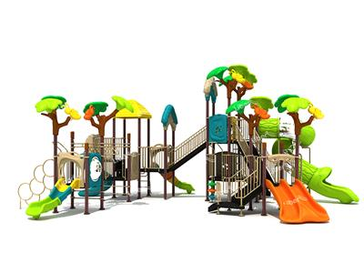 Liben Nature Tree Theme Outdoor Play Equipment