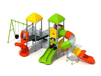 Classic Series outdoor playground equipment for toddlers