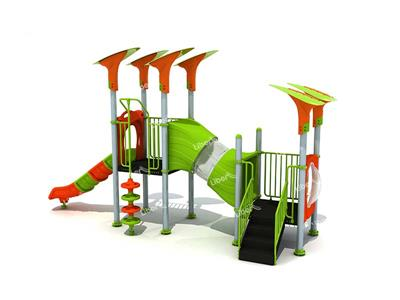 Qing Series  Outdoor Playground