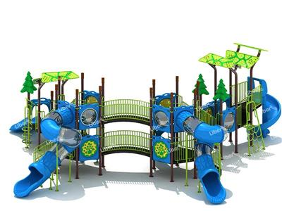 Wisdom Series  Outdoor Playground China