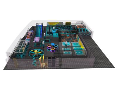 Trampoline Park Family Entertainment Centre
