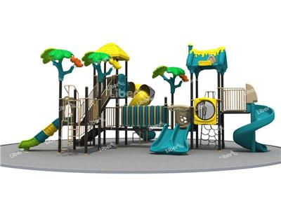 Nature Tree Series Outdoor Play Center