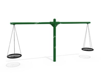 Outdoor Swing Playset