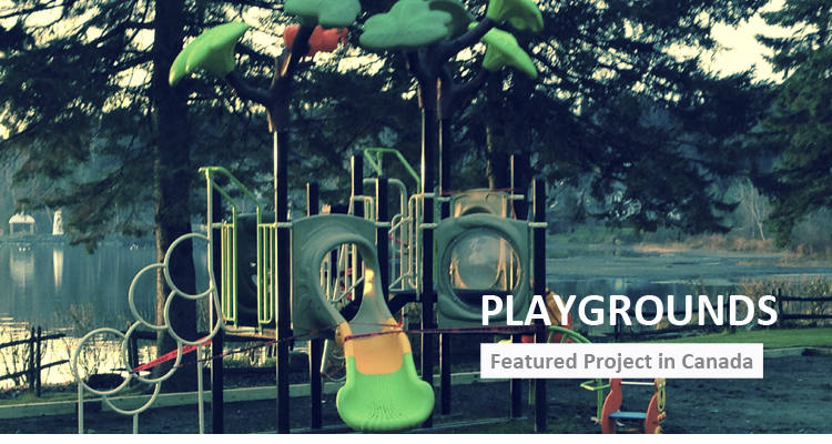 Project of Outdoor Jungle Gym