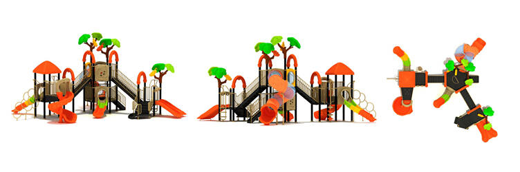 Outdoor Children Jungle Gym LE.CY.005