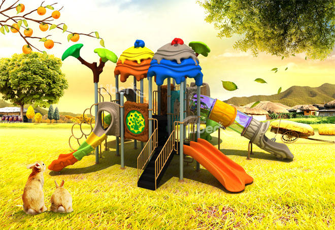 Children Playground Design Supplier