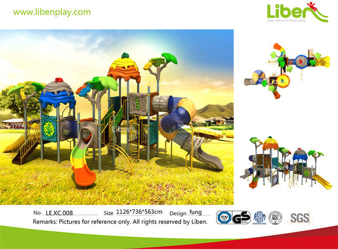 Park Playground Equipment Design