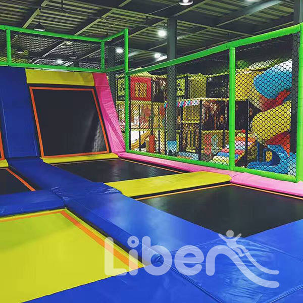 China Indoor Trampoline Park Project
