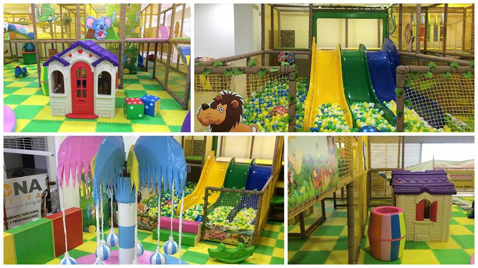 China Indoor Playground Factory